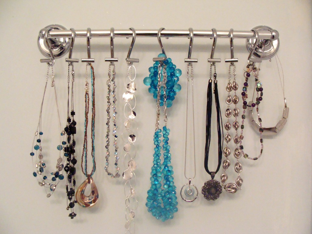 A great way to organize and see all your pieces!